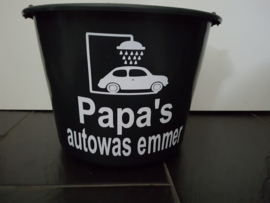 Papa`s autowas emmer