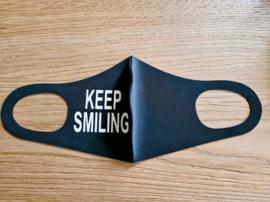 Mondkapje Keep Smiling