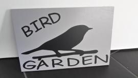 000008 Bird garden