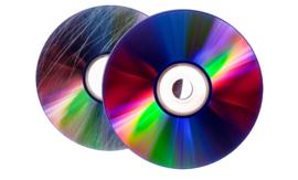Disc reparatie incl btw ex verzendkosten die u zelf bepaalt door de disc op  te sturen incl een retour envelop