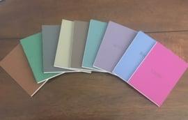 Micro-Mesh soft pads 9 stuks #1500 ...#12000 ,  75x100 mm.