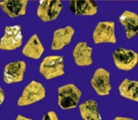 Diamantpoeder korrel: 3,6,15 micron 50CT naar keuze opgeven en 30,60 micron via keuze menu