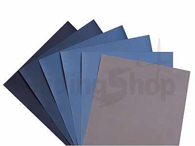 Polijstpapier P5000 per 8 vel