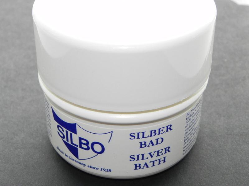 Silbo zilverglans bad 150 ml voor kettingen en sieraden nu per 2 stuks voor de prijs van 1