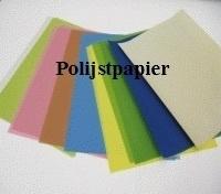 Polijstpapier set(5 vel) 2000,2500 ,3000,5000 ,7000 ,ook willekeurig op te geven naar voorkeur.