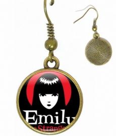 Emily the Strange oorbel