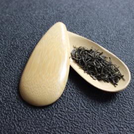 Bamboe theelepel / soeplepel