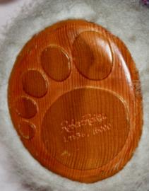 Set van 2 originele gesigneerde Robert Raikes beren