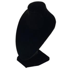 Zwart nekje voor kettingen