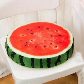 Rond Watermeloen Kussentje