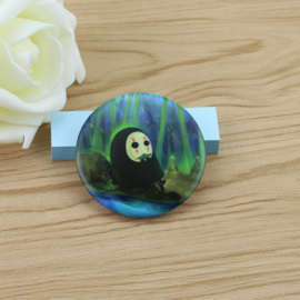 Ghibli's No Name uit Spirited Away broche