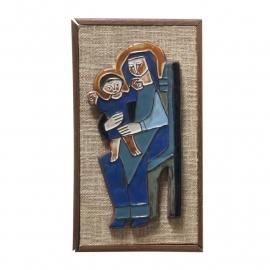 Schilderij Keramiek