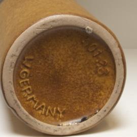West Germany kruik bruin