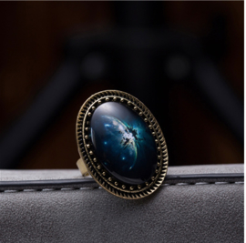 Duistere Planeet ring