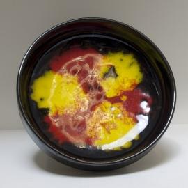 Schaal rood / geel