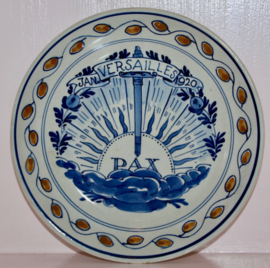 Wandbord Porceleyne Fles 1920 Versailles