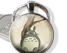 Ghibli's Totoro sleutelhanger