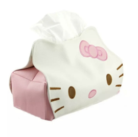 Hello Kitty tissue box hoes