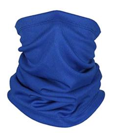 Blauwe buff of mondsjaal