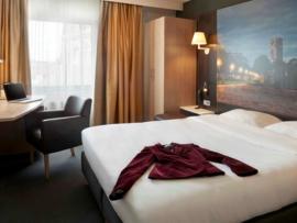 Accommodation: Mercure Hotel Tilburg Centre
