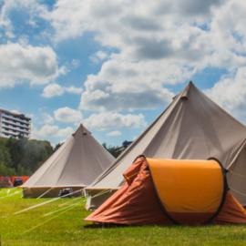 Accommodatie: Campsite Redhead days 2019