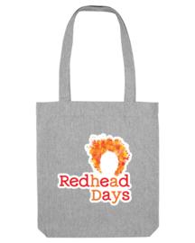 Redhead Days Tote Bag