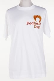Childrens t-shirt with logo WHITE