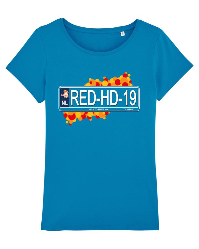 T-shirt - Women -  Festival shirt 2019