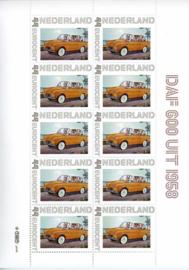 2008 DAF 600 50 jaar in de gele uitvoering