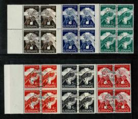 1935. 151/6 Zendingszegels in ⊞⦿
