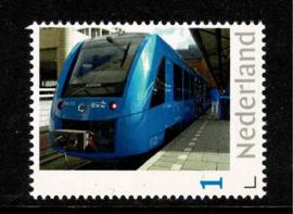 Alstom Waterstofrein in Nederland