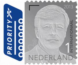 2013. Willem Alexander complete set boekjes met jaartal 2013