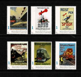 Bijzondere Spoorweg-affiches. Serie 2 van 2
