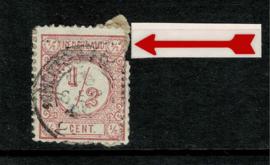 30pII ½ cent Bossche Tanding Type II