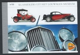 PR50 Klassieke auto's uit het Louwman Museum 2014