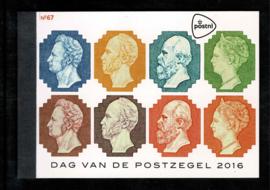 PR67 Dag van de Postzegel 2016