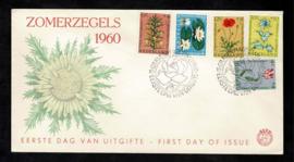 1960. E43 Zomerzegels