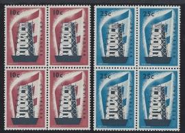 1956. 681/2 Europa in ⊞**
