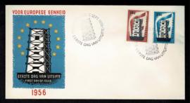 1956. E27 Europazegels