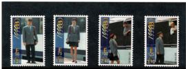 België 1999. TRV 9/12 Nieuwe Uniformen **