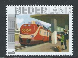 TEE Trans Europ Express (1957-1987) affiche