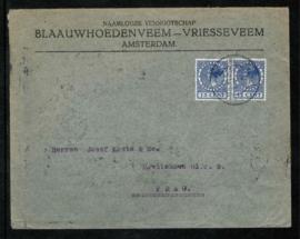 B.V. Blauwhoedenveem-Vriesseveem Amsterdam