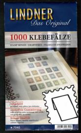 Linnder gomstrookjes  (plakkers) 1000 stuks