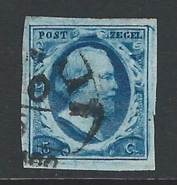 1i donkerblauw, plaat III-68