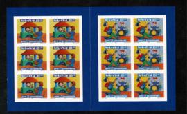 2003. Postzegelboekje WI-52 Pro Juventute **