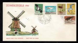 1961. E47 Zomerzegels