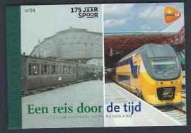 PR54 175 jaar Spoorwegen in Nederland 2014