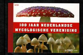 PR22 Paddestoelen 100 jaar NL Mycologische Vereniging