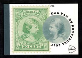 PR73 Dag van de Postzegel 2017