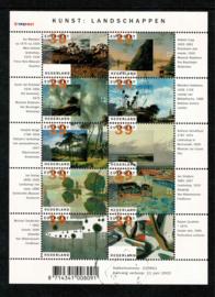 2002. V2089/98 Kunst Landschappen ⦿